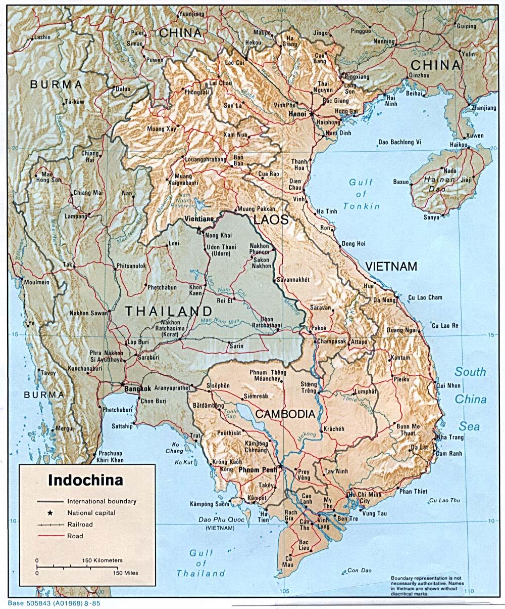 Une Maison Confortable Pour Vous.: Laos Pays Le Plus Bombarde